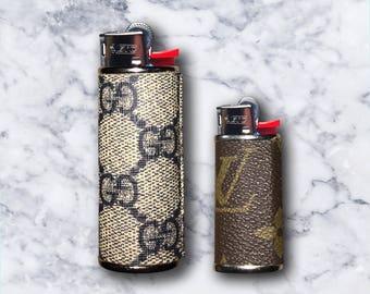 Mini Luxurious Lighter Case