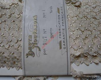 antique lace trim 1930 25 meters