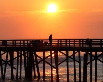 Alone at Daybreak