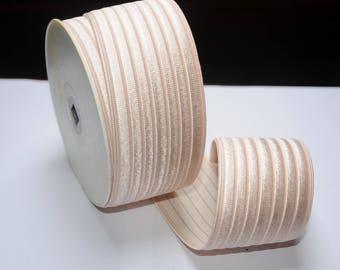 Light pink elastic band