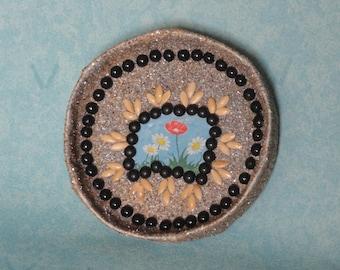 Round wall decoration, door plaque