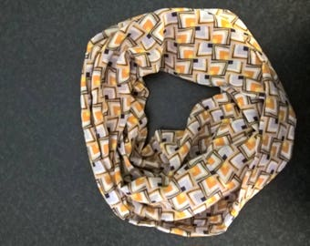snood, cowl, spring scarf