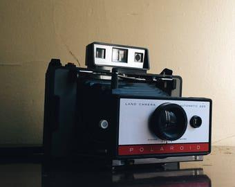 Polaroid Land Camera Automatic 220 Bundle Kit!