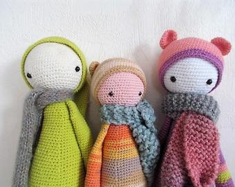 Adorable crochet LALYLALA make by hand