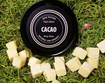 SKIN POTION Cacao Triple Butter Body Butter