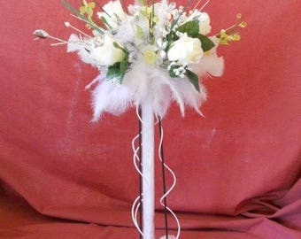 large, elegant and wonderful for wedding tables centerpieces