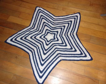Ideal for baby star blanket