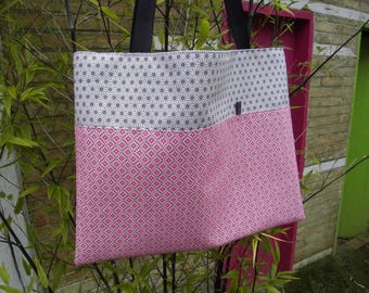 "Tote bag / Tote bag ""Esther""."