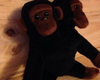 Two Headed Gorilla
