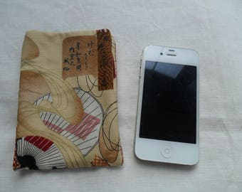handmade iphone pouch