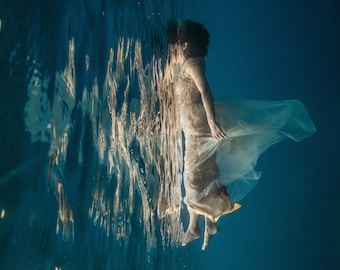 The Awakening - Underwater Fine Art Photograph - Various Sizes - Unframed