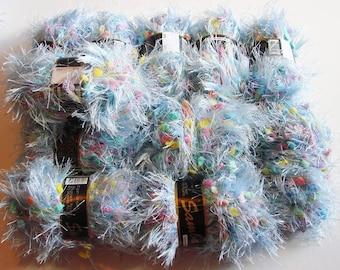 Lammy yarns - set of 11 balls sky Samba