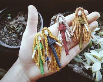 Thoothpick Dolls