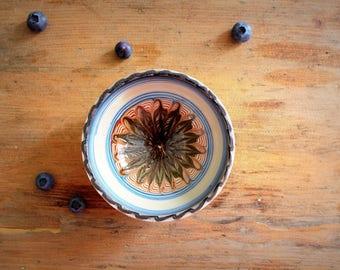Small bowl handmade - ceramic Horezu