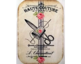 """Applied sewing AC412-6 """"Haute Couture"""" Collection"""