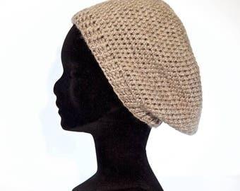 """Seaside"" hat around 56 cm acrylic color string hook"