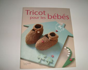 """Book """"Knitting for babies"""" 15 fresh and cheerful knitting patterns"""
