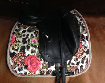 (Shabrack) Dressage saddle pad