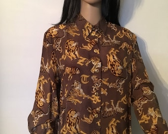 Vintage women blouse