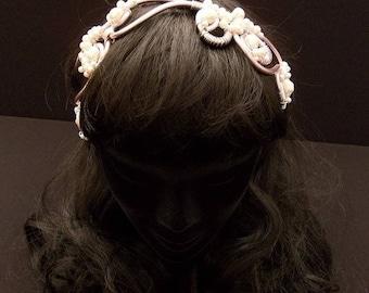 headband made of aluminum wire
