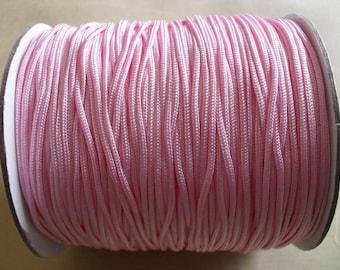 light pink 1.5 nylon thread