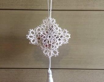 Chiacchierìno handmade pendant with Potpourri
