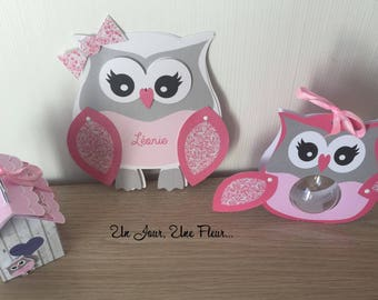 Box dragees OWL