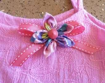 Decoration for baby girl dress