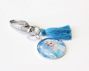 Grigri frozen keychain