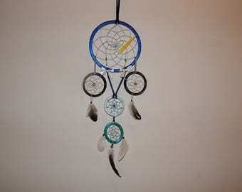 large Dreamcatcher made out of 5 pieces