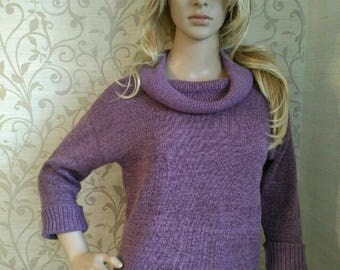 Sweater with lurex, knitt jacket, sweater