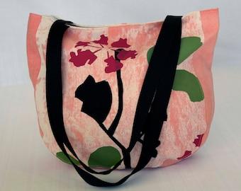 Ange Bag - Pink Crepe Myrtle