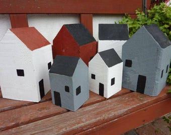 House houses decoration Sweden