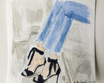 The Lane Sandal