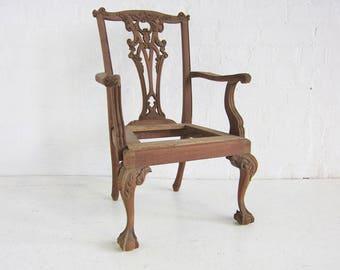 Children's chair - Kids chair, Bedroom Chair, Children's Throne, Princess Chair