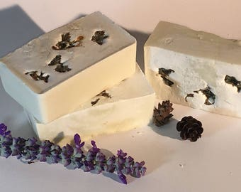Large Lavender Soap Bars