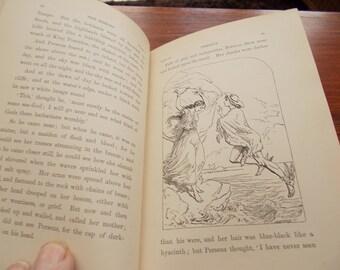 the heroes and greek fairy tales  charles kingsley hb 1908