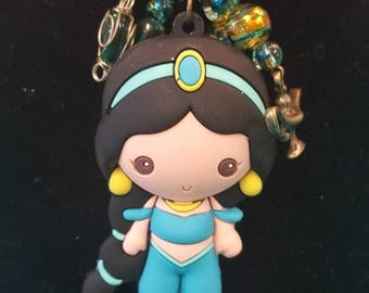 Disney Princess Jasmine keychain