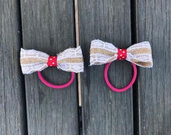 Country Girl Horse Show Bows
