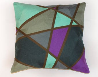Groove Gem Pillow Cover