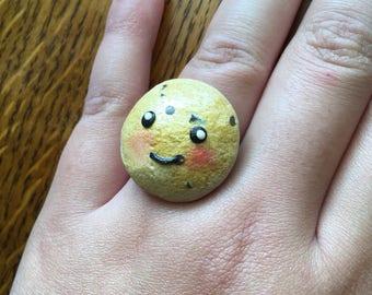 Kawaii cookie ring