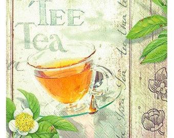 DECORATIVE TEA TOWEL
