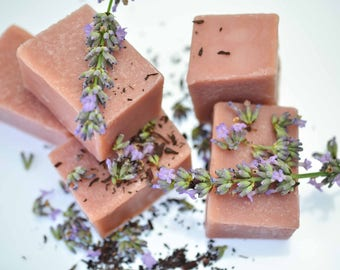 Gift For Mum, Luxury Soap, Natural Ingredients, Soap Bar, Handmade Soap, Vegan Soap UK, Soap UK, Gift For Mom, Lavender & Lemongrass