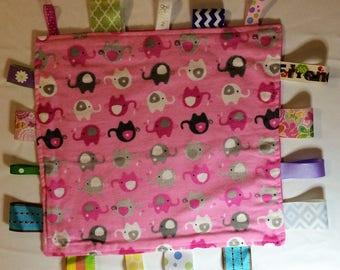Snuggie Blankie 102 Baby or Toddler Cuddle Blanket Fidget Blanket