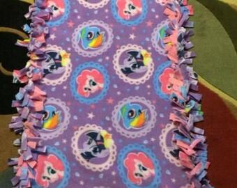 Handmade Fleece Sleeping Bag