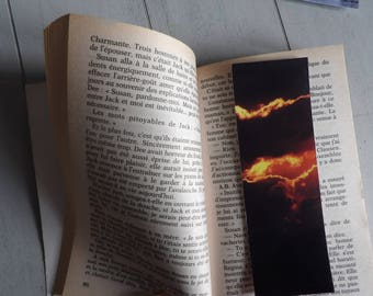Bookmark 15 cm individually - double-sided-(8 available models and other options)