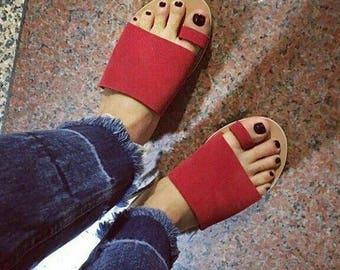 Handmade Women's Slippers