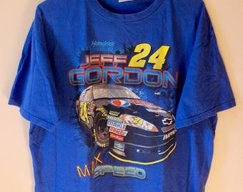 Jeff Gordon NASCAR 'Max Speed' Shirt
