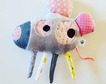"""Mouse toy for baby """"Melisouris"""""""