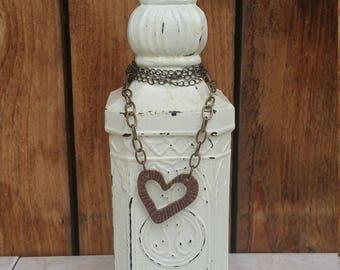 Distressed Vintage Bottle
